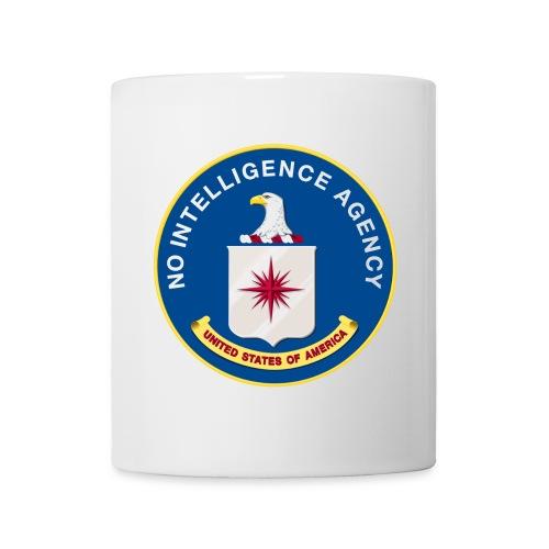 No Intelligence Agency Mug - Mug