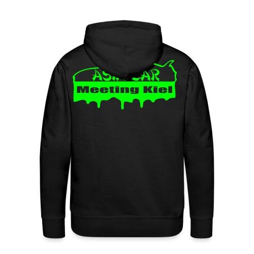 Männer Premium Kapuzenpullover ASIA CAR Meeting Kiel - Männer Premium Hoodie