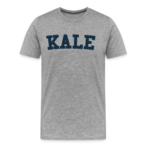 Men's Vintage KALE T-Shirt - Men's Premium T-Shirt