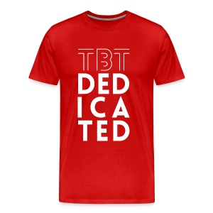 Men's TBT DEDICATED T-Sirt - Men's Premium T-Shirt