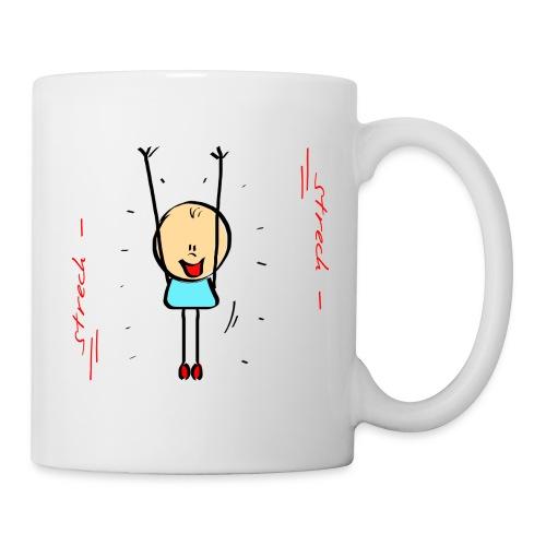 Soooo groß bist Du :) - Tasse