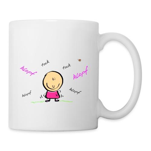 Klopf Klopf :) - Tasse