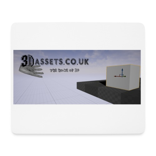 mousemat - Mouse Pad (horizontal)