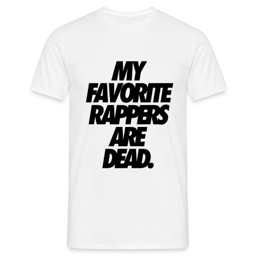 RAPPERS - T-shirt Homme