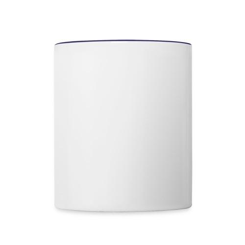 Ping5000 Tasse - Tasse zweifarbig