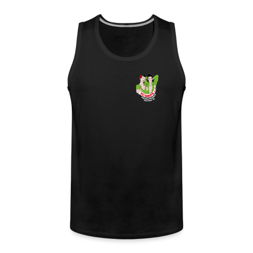 Male Premium Tank Top - Mannen Premium tank top