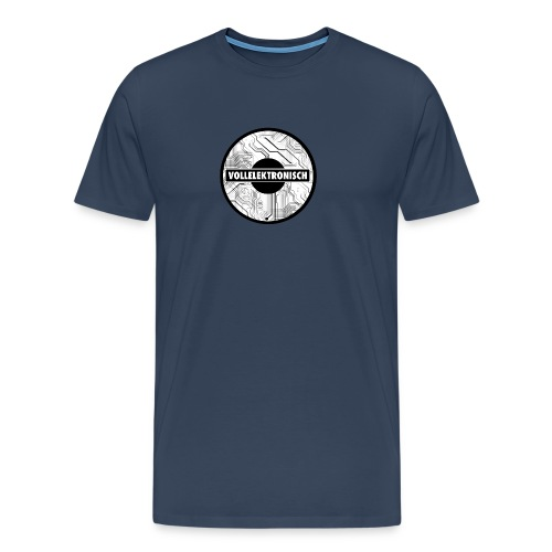 Electronic Look - Männer Premium T-Shirt