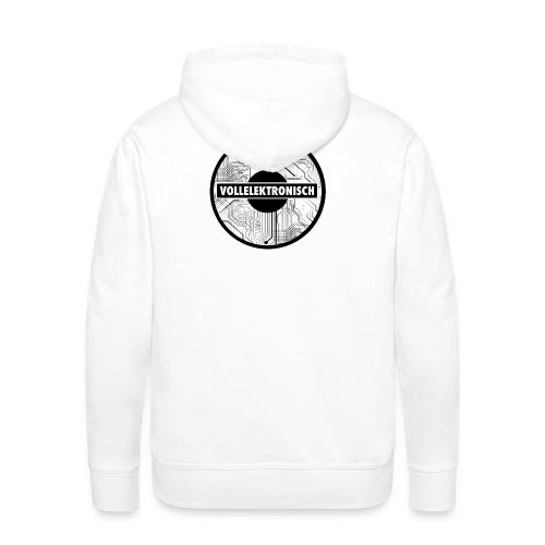 White impressions - Männer Premium Hoodie