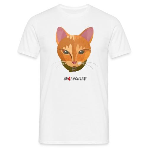 European Cat - Maglietta da uomo