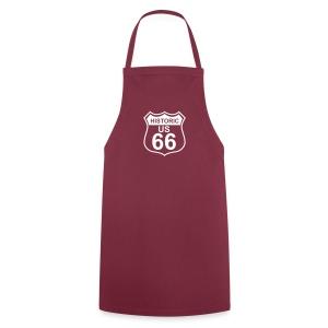 Kochschürze Historic US 66 - Kochschürze
