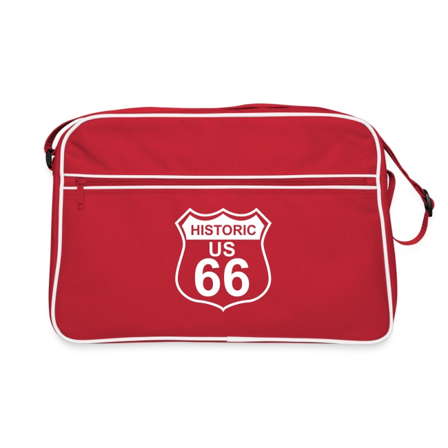 Retrotasche Historic US 66