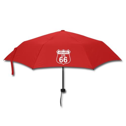 Regenschirm klein Historic US 66 - Regenschirm (klein)