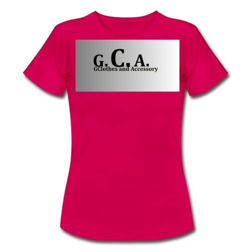 T-shirt manche courte- G.C.A - T-shirt Femme