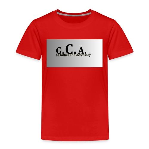 T-shirt manche courte- G.C.A - T-shirt Premium Enfant