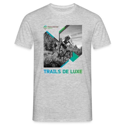Trails de Luxe - Männer T-Shirt