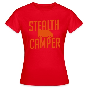 Stealth Camper - Women's T-Shirt