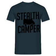 T-Shirts ~ Men's T-Shirt ~ Stealth Camper