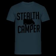 T-Shirts ~ Men's T-Shirt ~ Stealth Camper