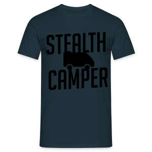 Stealth Camper - Men's T-Shirt
