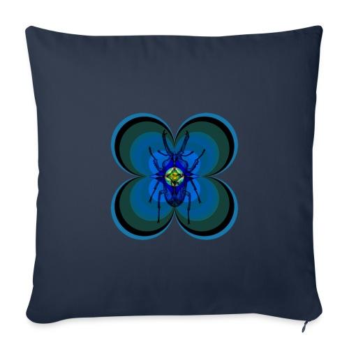 Beetle cushion - Sofa pillow cover 44 x 44 cm
