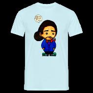 T-Shirts ~ Männer T-Shirt ~ Läuft bei dir by Silva