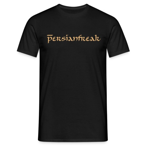 Persianfreak - Männer T-Shirt
