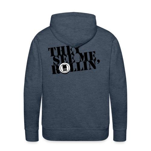 EUC Danmark sweat/hoodie - Herre Premium hættetrøje