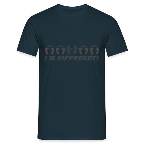 I'm different - Männer T-Shirt