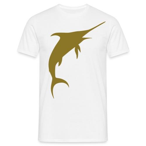 Marlin Gold - Männer T-Shirt