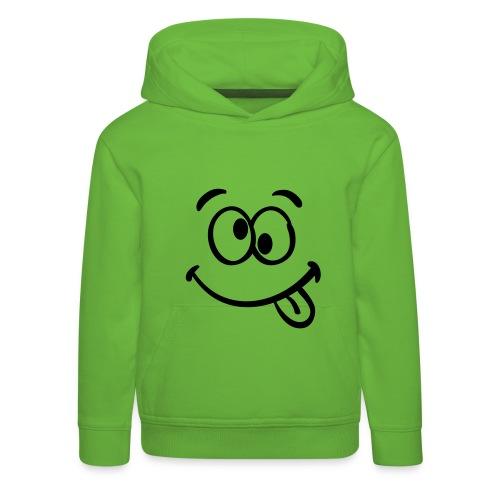 Green sng jumper - Kids' Premium Hoodie