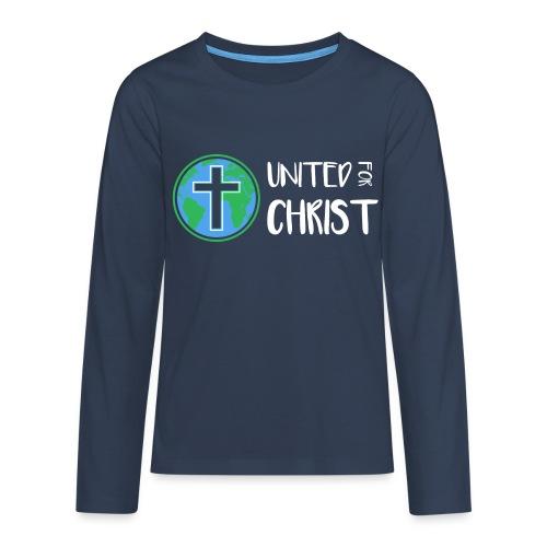UFC 2016 Teenager Sweatshirt (Unisex) - Teenagers' Premium Longsleeve Shirt