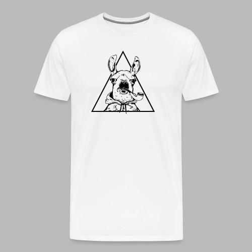 T-shirt Fan Art White Front+Back - Men's Premium T-Shirt