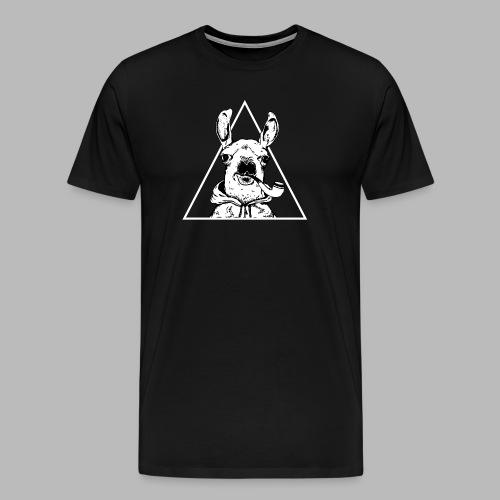 T-shirt Fan Art Black Front+Back - Men's Premium T-Shirt