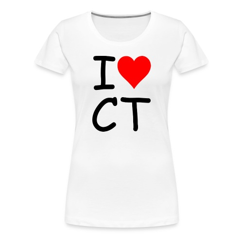 ILOVECT T-Shirt for women - Frauen Premium T-Shirt