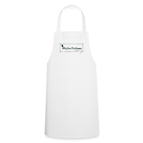 WeJustDoGames Cooking Apron - Cooking Apron