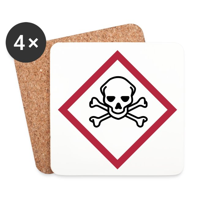 Akutt giftig faresymbol