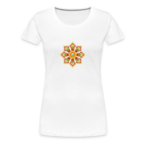 Design Elements - Frauen Premium T-Shirt