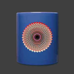 Spiral 4 - Full Colour Mug