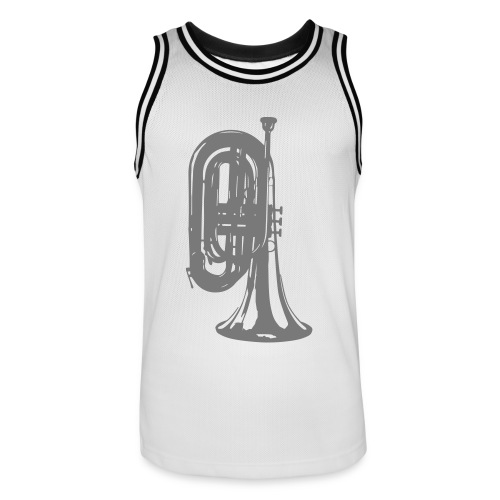 Baritone - Mannen basketbal shirt