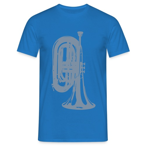 Baritone - Mannen T-shirt