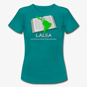 LALSA Womens T-shirt w/Light lettering - Women's T-Shirt