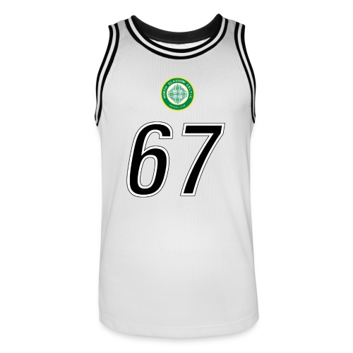 Basketball Hoops - Men's Basketball Jersey