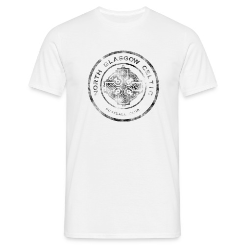 Crest Tee White - Men's T-Shirt