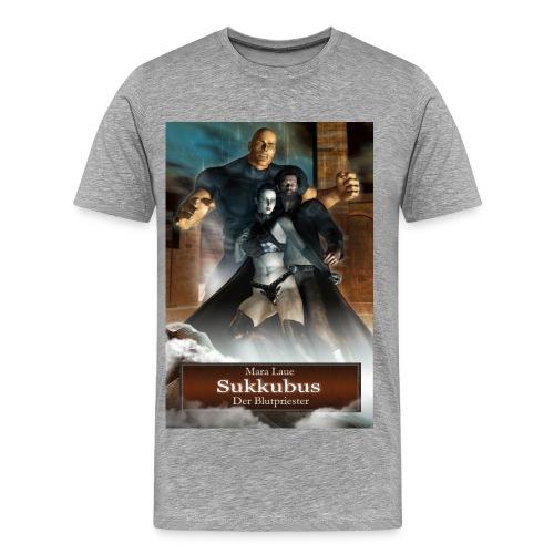 Sukkubus #1 - Der Blutpriester (T-Shirt Männer) - Männer Premium T-Shirt