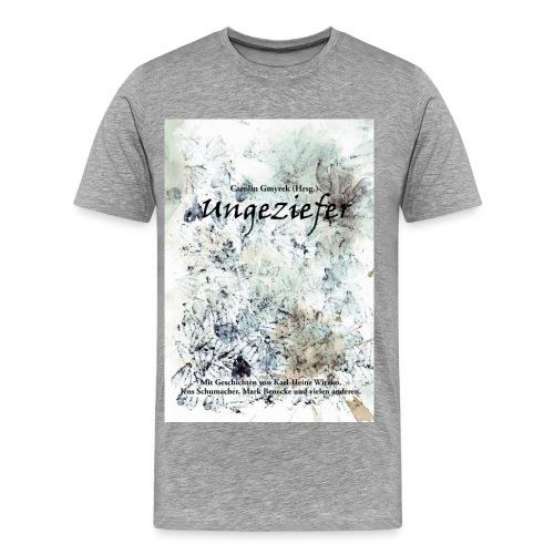 Ungeziefer (T-Shirt Männer) - Männer Premium T-Shirt