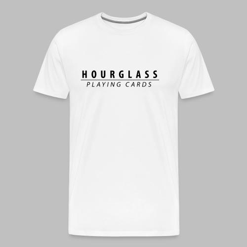 Hourglass Logo - Männer Premium T-Shirt
