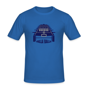 Balla Balla - Männer Slim Fit T-Shirt