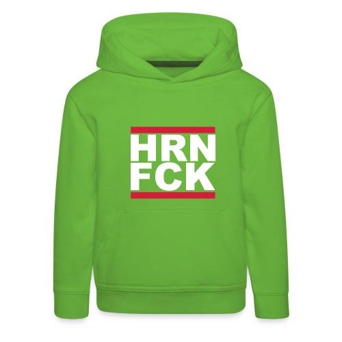 HRN FCK KaPu NL Edition Deluxe Plus FÜR KINDER - Kinder Premium Hoodie