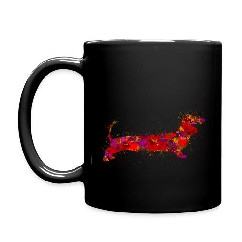 Klexdackel Tasse - Tasse einfarbig