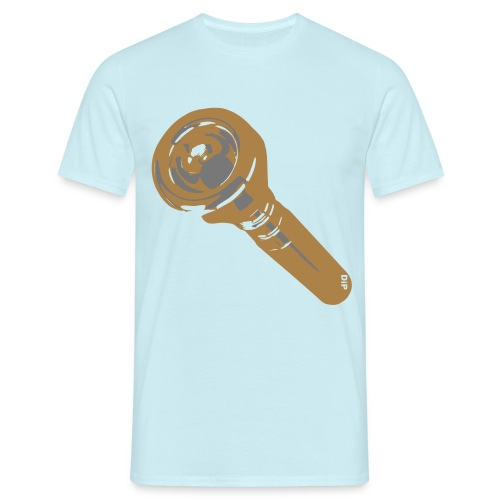 Mouthpiece - Mannen T-shirt